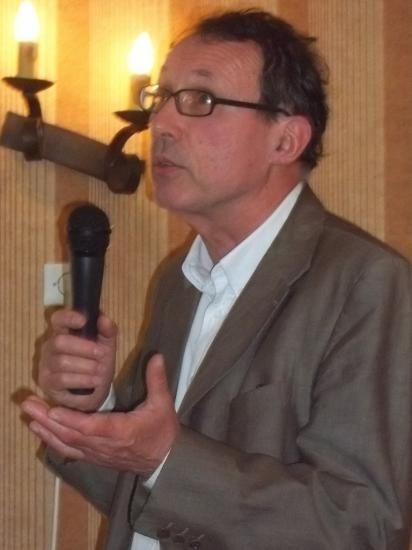 Professeur Jean Louis Giniès